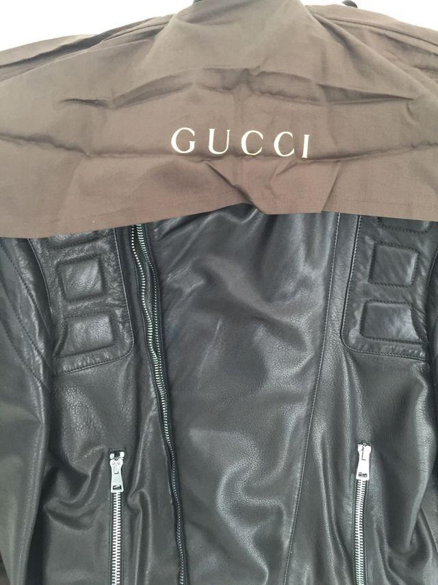 venta profesional bajo costo muy agradable Cazadora piel Gucci Hombre de segunda mano por 1.900 € en ...