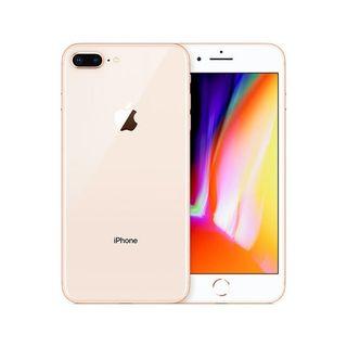 IPhone 8 plus 64gb color rosa!!!!