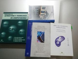 4 libros informática