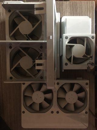 Kit Ventiladores MAC G5
