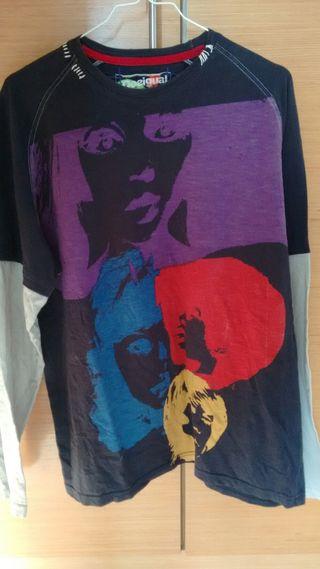Camiseta Desigual chico