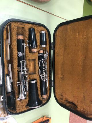 Clarinete Jean Martin