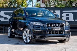 Audi Q7 2014 4.2 TDI S-Line