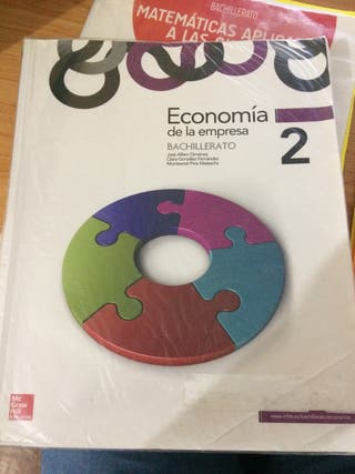 Economía de la emprenda 2º bachillerato