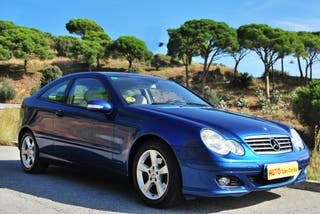 Mercedes-Benz Clase C 200k sportcoupe