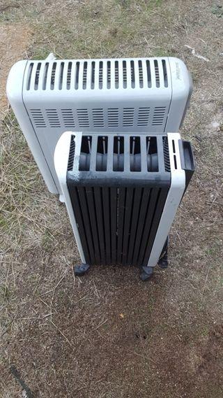 calentadores radiadores