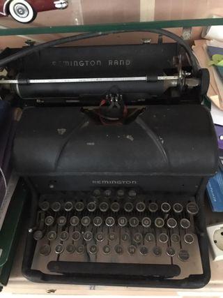 máquina de escribir Remington