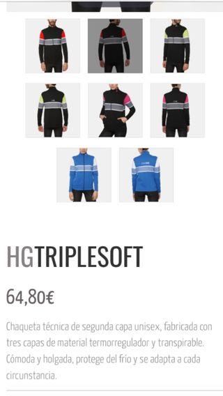 Camiseta térmica Sporthg XS