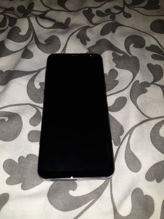 S8 plus 64 gb Orchid grey
