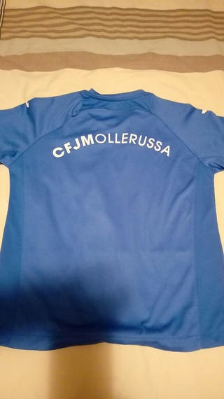 Camiseta futbol CFJM talla 10-12