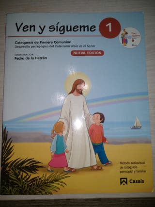 Libros Catequesis Ven y Sígueme 1 y 2