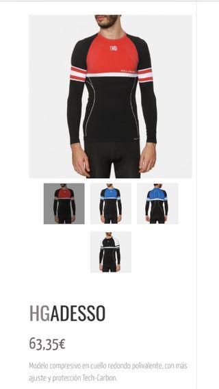 Camiseta térmica Sporthg S