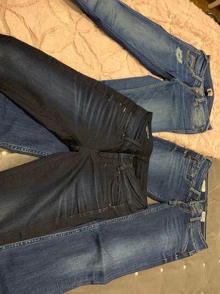 Pantalones hilfiger pepe jeans G star