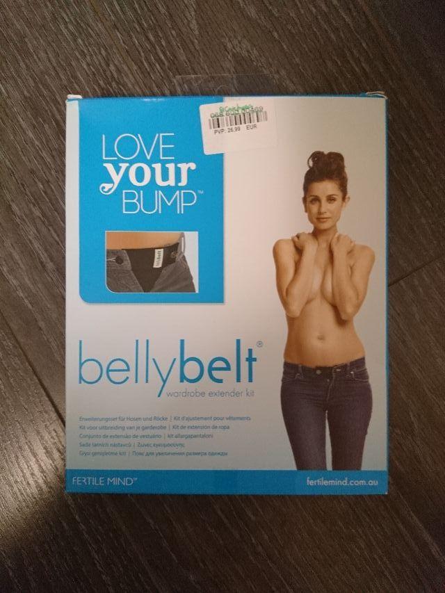 604a9a3ff Bellybelt alargador cintura embarazo y postparto de segunda mano por ...