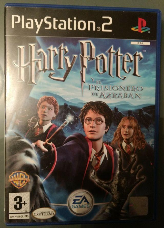 Juego Ps2 Harry Potter Y El Prisionero De Azkaban De Segunda Mano
