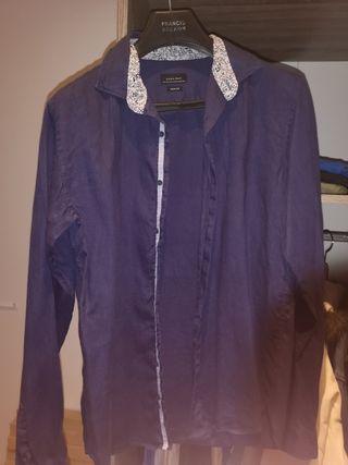 camisa del zara