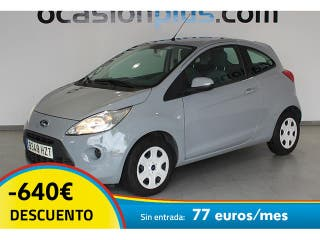 Ford Ka 1.2 Grand Prix III . SANDS-Start-St. 51 kW (69 CV)