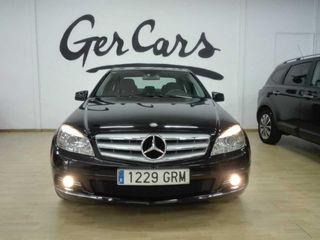 Mercedes Clase C 180K BE AVANTGARDEN 156CV