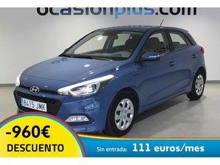 Hyundai i20 1.2 MPI Klass 62 kW (84 CV)