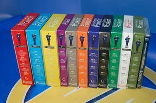 Colección completa en DVD 13 Temporadas POIROT