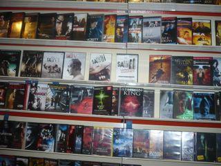 lote de peliculas en dvd