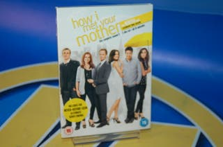 Serie HOW I MET YOUR MOTHER - SESION 9 - 3 DISC