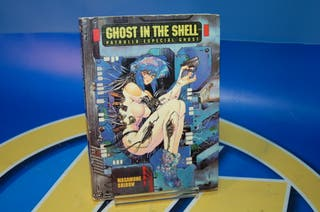 Comic GHOST IN THE SHELL - MASAMUNE SHIROW