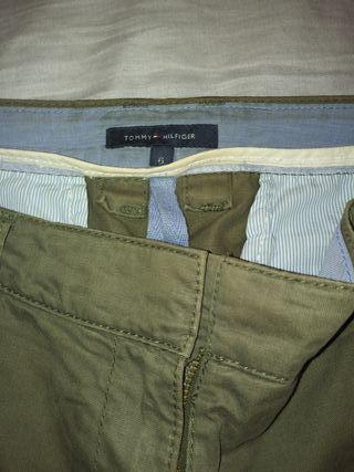 Lote pantalon Tommy F. Lois.Pepe Jeans T S_M