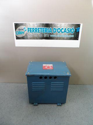 AUTOTRANSFORMADORES TRIFASICO REVERSIBLES DE 8KVA
