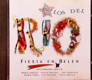 CD LOS DEL RIO FIESTA EN BELEN NAVIDAD VILLANCICOS