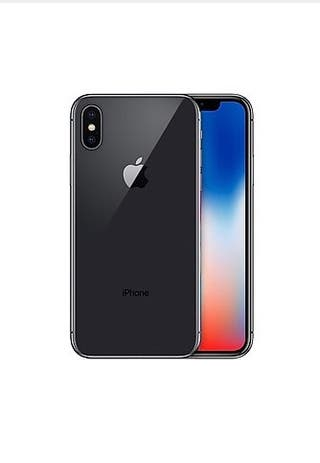 IPhone X de 260 GB