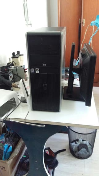pc hp Windows 10 cómo nueva
