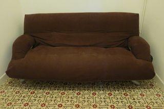 Sof cama habitat de segunda mano en wallapop for Sofa cama segunda mano
