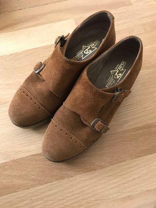 Zapato Oxford 39