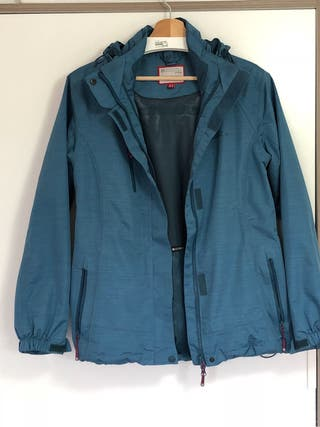 Waterproof Blue Jacket Mountain Warehouse