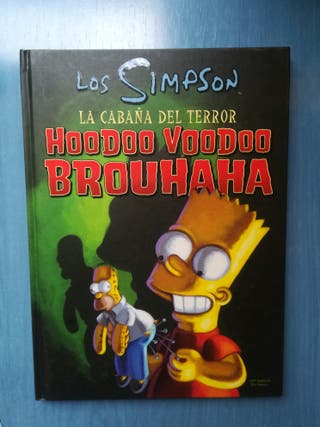 Libro comic de Los Simpsons