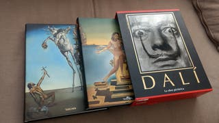 Libros Dalí Taschen 25 aniversario