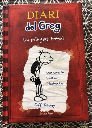 """Diari del Greg """" un pringat total"""""""