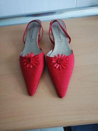 Zapatos fiesta número 38