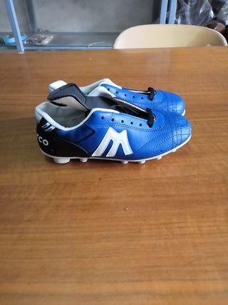 botas fútbol Marco talla 36