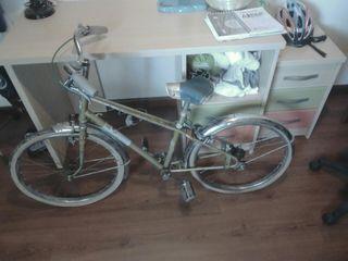 Bicicleta Abelux antigua.