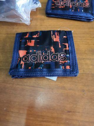 lote 14 carteras Adidas