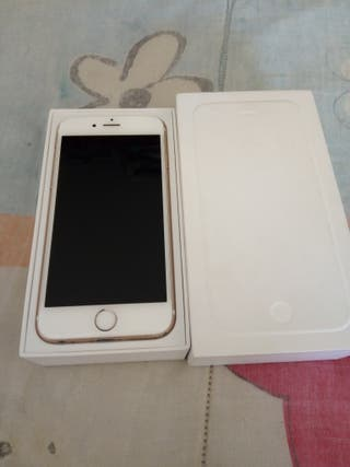 iphone 6 gold 16gb solo hoy