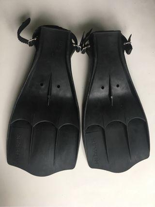 OMS Slipstream Fins. Size L