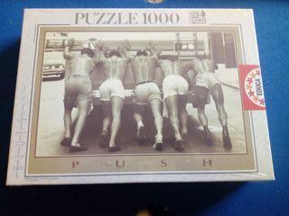 Puzzle EDUCCA ( 1000 piezas ) nuevo