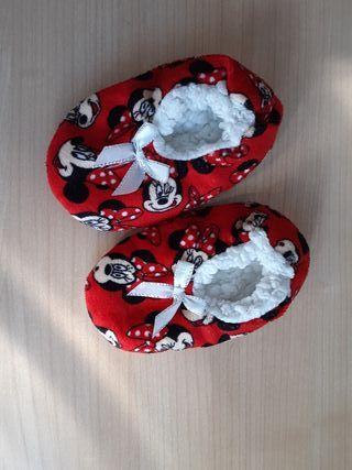 zapatillas de casa niña 2 a 3 años