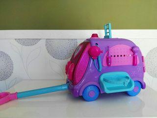 Docmovil. Caravana doctora juguetes.