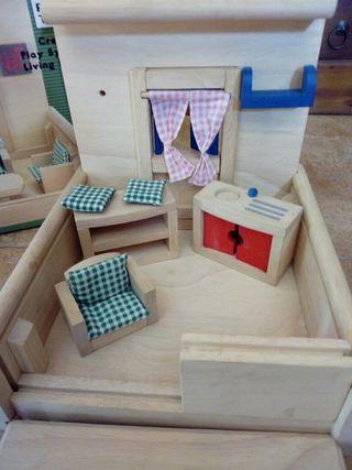 juguete de madera ( PLAN TOYS )