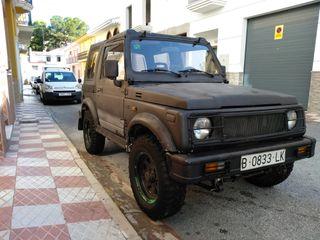 Suzuki Samurai 1988