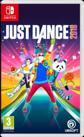 just dance 2018 switch